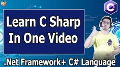 C# Tutorial In Hindi
