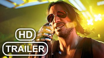 CYBERPUNK 2077 Keanu Reeves Trailer NEW (2020) Action Game HD