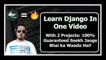 Django Tutorial In Hindi