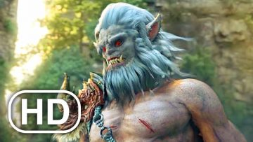 MONKEY KING Full Movie Cinematic 4K ULTRA HD Action Asura Online All Cinematics Trailers