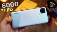 Realme C15 Unboxing – The 6000 mAh powerhouse with Budget Price