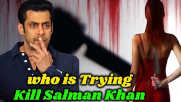 Salman Khans Life is in Danger