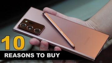 Samsung Galaxy Note 20 Ultra Top 10 Reason to buy (COOL features you should know about)