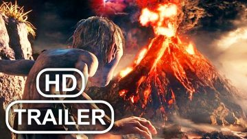 THE LORD OF THE RINGS GOLLUM Trailer NEW (2021) Action HD