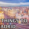 Things To Do in Madrid, Spain 2020 4k