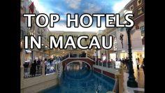 Top Hotels in Macau, China 4K