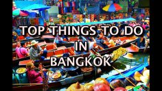 Top Things To Do in Bangkok 2020 – Thailand Travel Guide