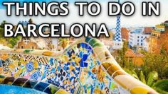 Top Things To Do in Barcelona, Spain | 4k