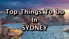 Top Things To Do in Sydney, Australia 2020