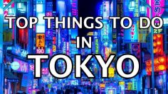 Top Things To Do in Tokyo, Japan 2020 4K
