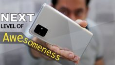 Why is A-Series the most Awesome smartphone series ( Samsung Galaxy A71 / Samsung Galaxy A51)