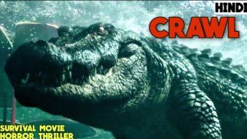 Crawl (2019) Film explained in Hindi | Crawl Summarized हिन्दी | Movie Explainer