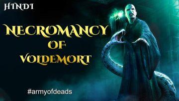 NECROMANCY OF VOLDEMORT | HORROR HOUR | MIDNIGHT ALONE EPI – 4 | HINDI | HORROR | EXPLAINED