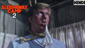 Sleepaway Camp 2 (1988) movie explained in Hindi | Horror Slasher | Movie Explainer
