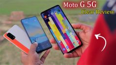 Motorola G 5G Full Clear Review – Time for Truth !