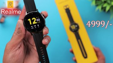 Realme Watch S – Everything You Need to Know !