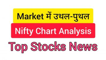 माजरा क्या है? Top News! Evening Wrap #Nifty Chart Analysis #Stock Market News | Stock Market Basics