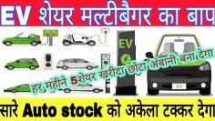 हर महीने 5शेयर खरीदा छोटा अंबानी बना देगा EV शेयर मल्टीबैगर का बाप  सारे Auto stock motherson sumi
