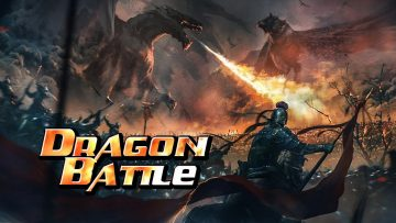 Dragon Battle ll Hindi Dubbed Action Movie ll Full Movie in Hindi ll Red Films