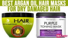 Top 7 Best Argan Oil Hair Masks for Dry Damaged Hair – Best Hair Care Products 2020