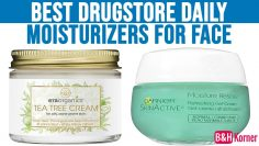 Top 7 Best Drugstore Daily Moisturizers for Face – Best Skin Care Products 2020