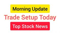 Morning Update : 20 April 2021 • Stocks in News | Trade Set-up Today | Stock Market for Beginners |
