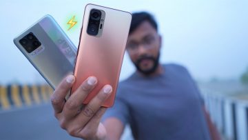 Redmi Note 10 Pro vs Realme 8 – Practical Comparison TEST !